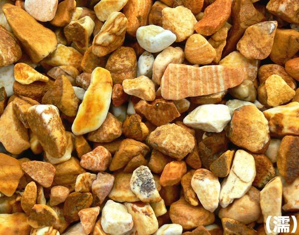 代引き不可 送料無料 洋風砂利 15kg 蛍里石 オープニング ◆在庫限り◆ 大放出セール 5袋セット