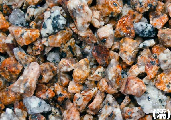 代引き不可 NEW 送料無料 和風砂利 新品未使用正規品 10袋セット 18kg 淡路錆石