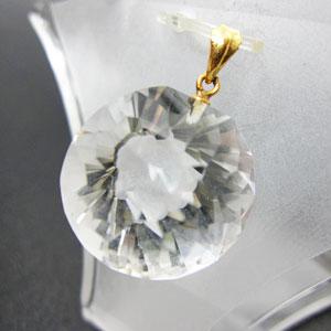 水晶ペンダントTOP