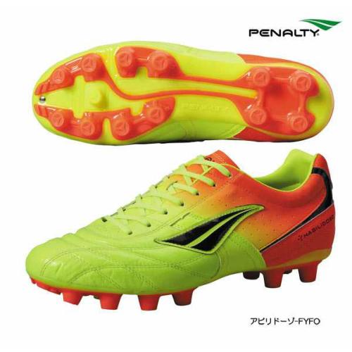 HABILIDOSO - FYFO PENALTY ペナルティ アビリドーゾ - FYFO スパイク サッカーシューズ シューズ 靴 サッカー フットボール フットサル YELLOW ORANGE 23.0-28.0cm PF4115
