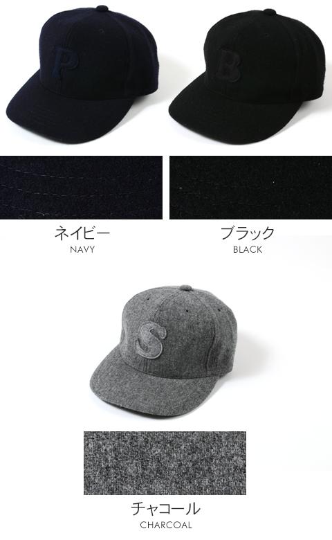 spu  Made in Japan city like Merino Wool baseball cap ASTARISK ... bedc8cffad5