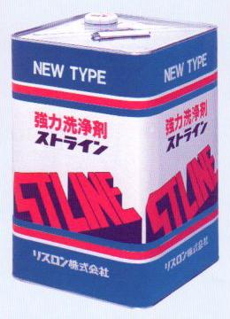 メーカー在庫限り(画像はイメージです)リスロンストライン 強力洗浄剤 18L