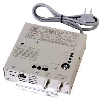 メーカー在庫限りサン電子TLCモデム(同軸LANモデム) TLC-2000MA