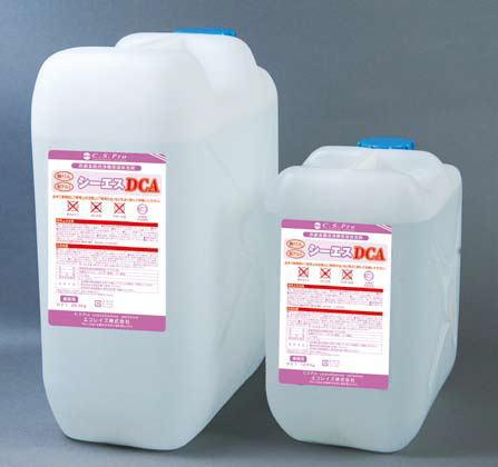 メーカー在庫限りエコレイズ 食器洗浄機用洗浄剤 シーエスDCA 20LマイアルファクリーンA