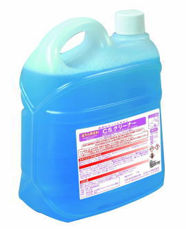 エコレイズ油汚れ用洗浄剤 強力CSクリーナー メーカー在庫限り※ご注文は4本単位となります 激安通販専門店 5Kg×4本 新作入荷!!