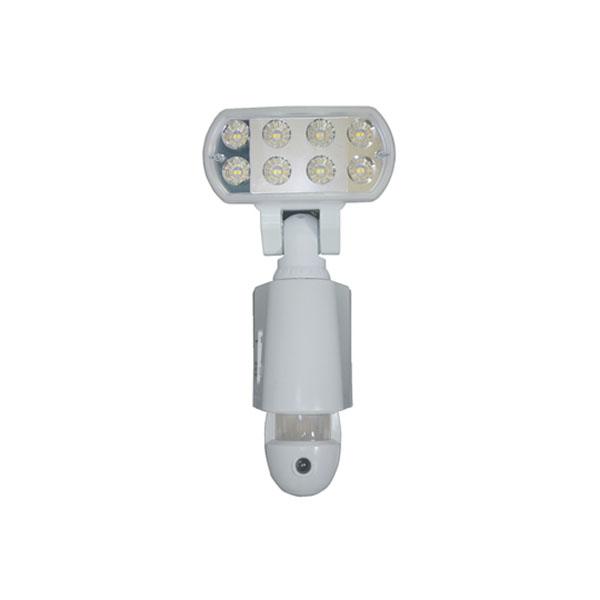 受注発注商品 メーカー在庫限り18-0088 マザーツール SD内蔵LEDセンサーライトカメラ ホワイト MT-SL03W 4986702408565