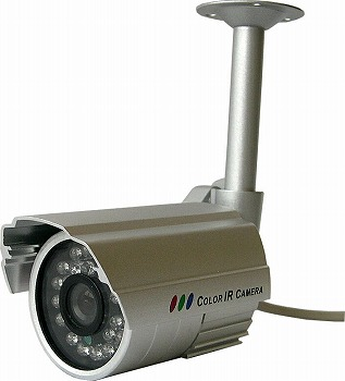 メーカー在庫限り07-4885赤外線防犯カラーカメラ SC-70IR
