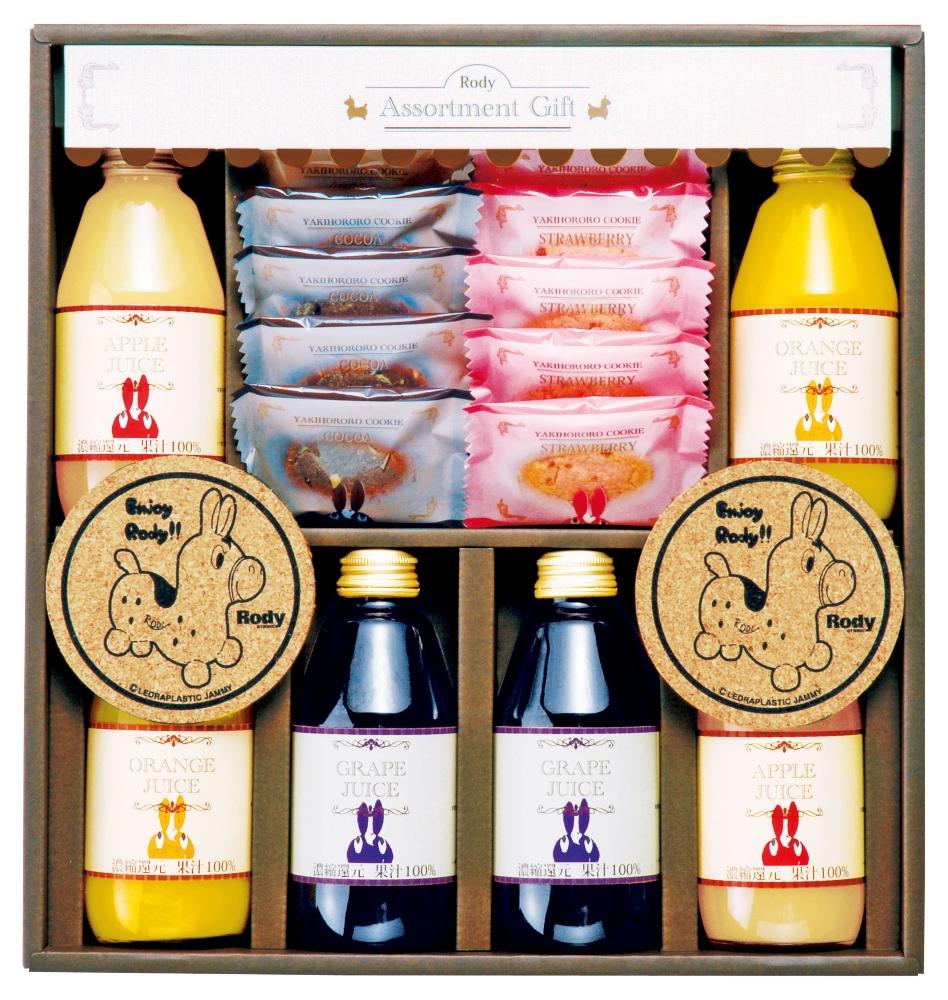 ロディジュース クッキーセット ROJ-30 4983740080425 040W089 公式 お求めやすく価格改定 メーカー在庫限り