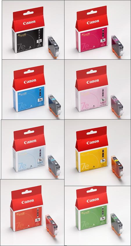 買収 キヤノン 株 インクタンク 日本正規品 BCI-7EシリーズBCI-7E BCI-7e メーカー在庫限りキヤノン BCI-7Eシリーズ4960999273228