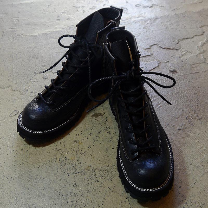ブーツ レザーブーツ 革靴 ホーウィン ホーウイン 限定 SLOWEARLION スローウエアライオン ミドルブーツ クロムエクセル ビブラムソール 148 Eワイズ 日本製 革小物 人気 おすすめ シューズ メンズ OB8223HK