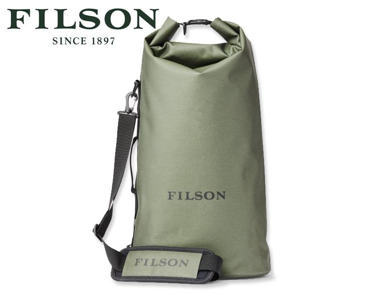 送料無料 ☆FILSON メーカー公式ショップ フィルソン LARGE DRY BAG GREEN ラージ 18931 メンズ レディース ドライ カバン グリーン 公式サイト バッグ