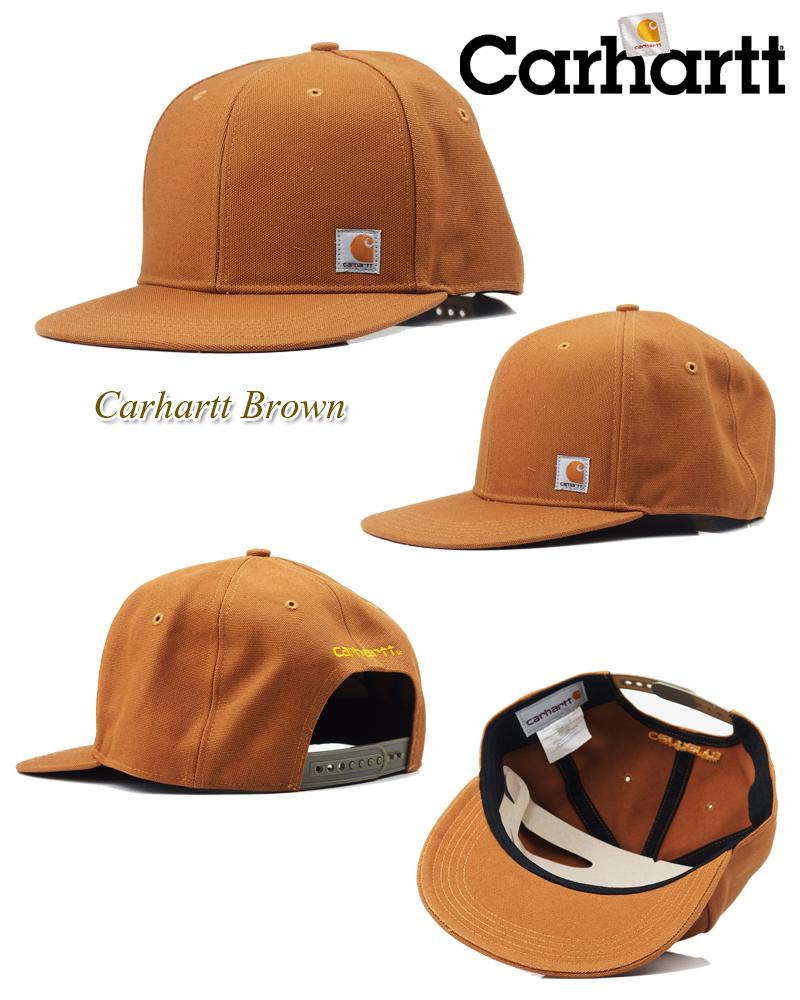 9298090562b STREAM  ☆ CARHARTTASHLAND CAP 101604 Ashland Snapback duck material ...