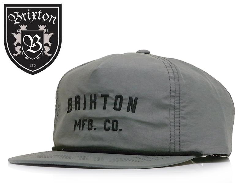 brand new e7fc7 4b309 ... germany brixton brixton henshaw snapback cap charcoal henshow snapback  cap charcoal 80e46 93339
