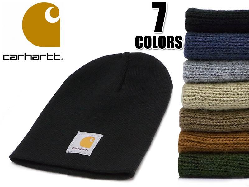 STREAM  ☆7810 11280 CARHARTTA205 ACRYLIC KNIT BEANIE acrylic knit ... 22eaf314ab3