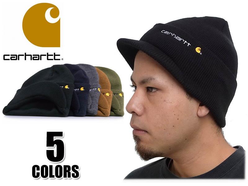 e5caf7ff08c Stream Carhartta164 Knit Hat With Visor Winternithatwisvisor. Carhartt ...