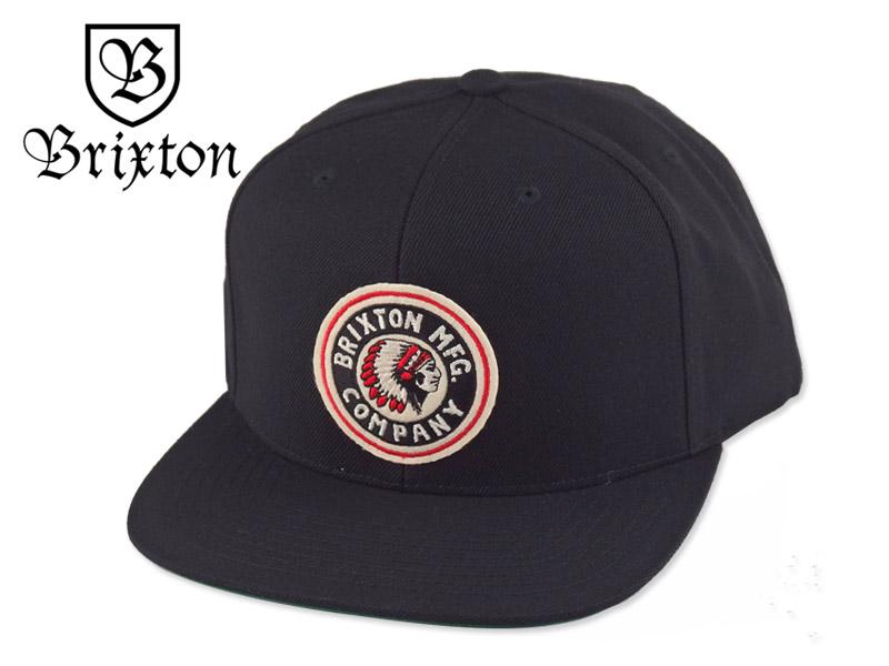 ☆BRIXTON RIVAL SNAPBACK CAP BLACK re-Val snapback black 10342 12340 13269  10P19Jun15 c0f4dbb270a
