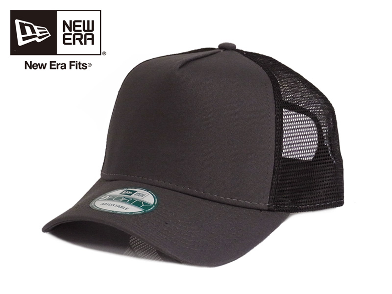 0d59ab25dbc NEWERA9FORTY SNAPBACK TRUCKER CAP NE205 GRAPHITE BLACK Snapback trucker  mesh Cap graphite   black 13144 10P07Nov15