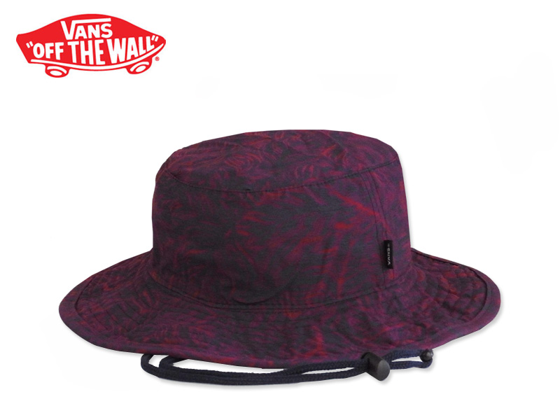 drawcord with Boonie hat. In the red leaf print fabric used on the Navy  base. 17dad848e03a