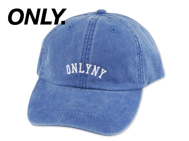 Only NY オンリーニューヨーク  VARSITY POLO HAT FRENCH BLUE ポロ キャップ フレンチブルー 16342  メンズ  レディース NY  41e197249b09