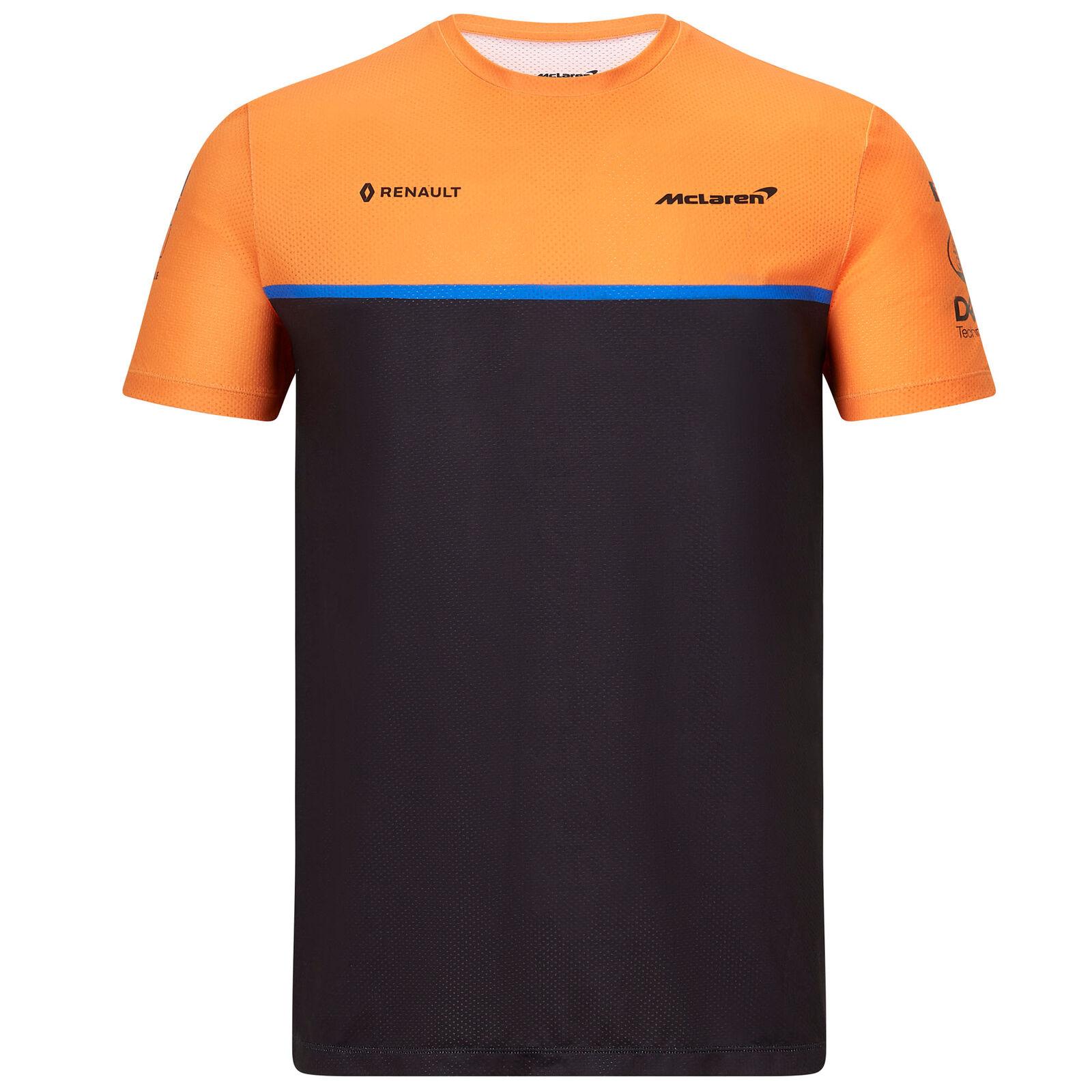 ★送料無料★Mclaren F1 Team Official Set Up Tee マクラーレン オフィシャル Tシャツ 半袖