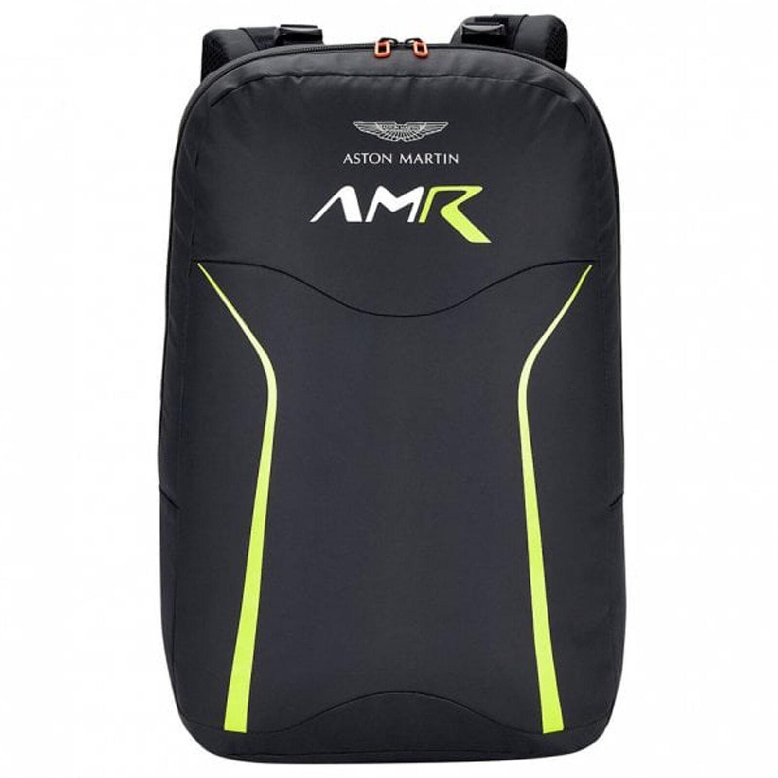 ★送料無料★Aston Martin Racing Team GT Rucksack Backpack Bag アストンマーティン バックパック リュック ブラック