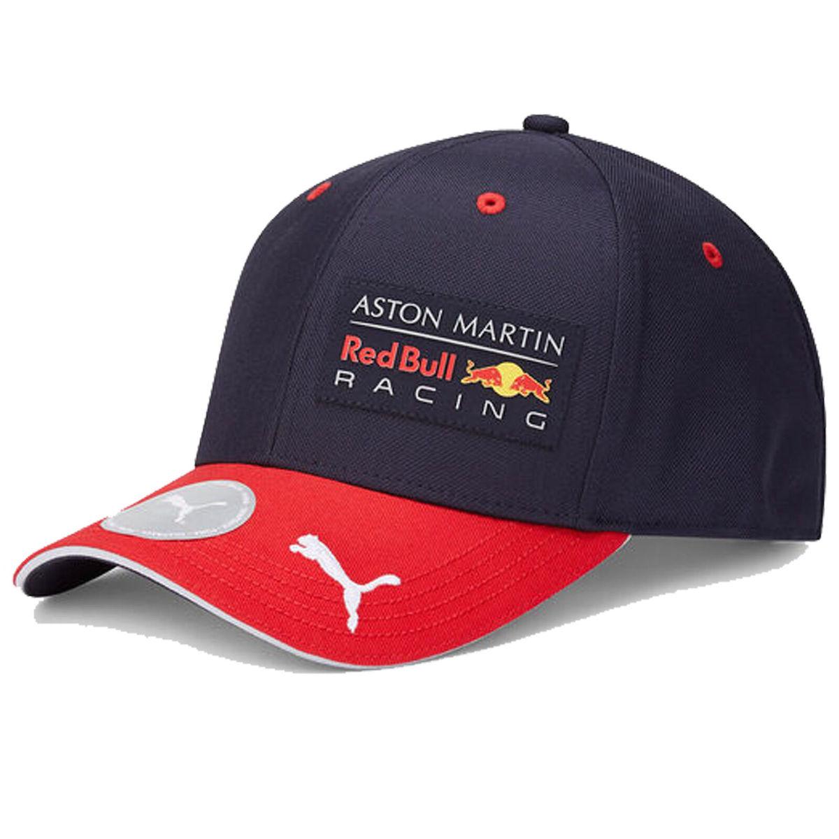 送料無料 Aston Martin タイムセール Red Bull Racing Team ネイビー アストン キャップ レッドブルー Cap 新作 大人気 帽子 マーチン