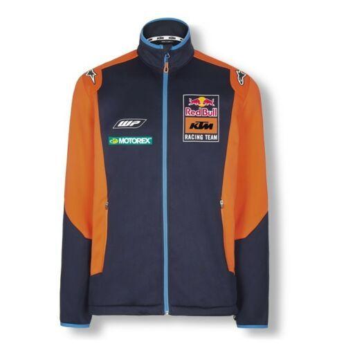★送料無料★ Red Bull KTM Factory Racing Team Softshell Jacket レッドブルー ジャケット アウター