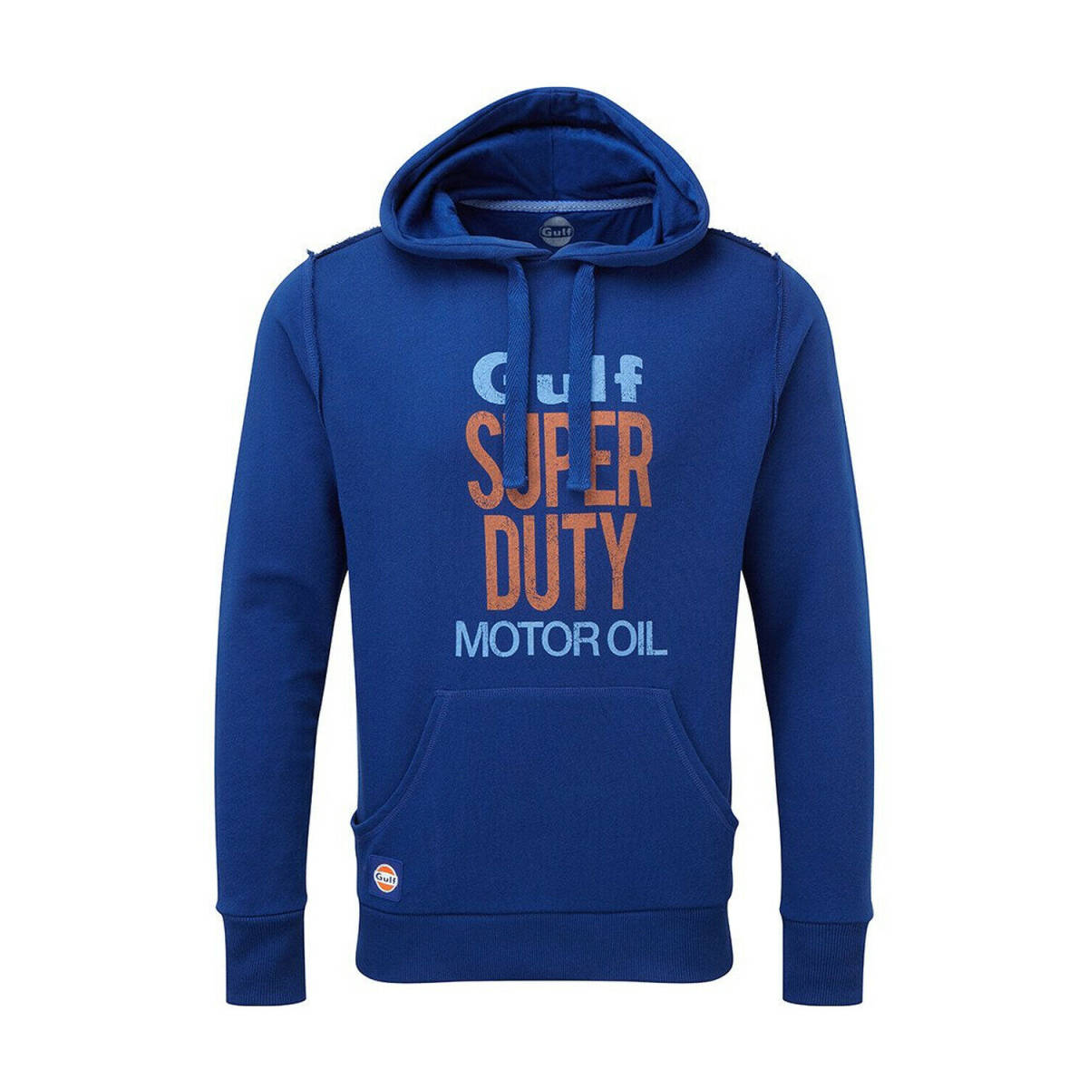 ★送料無料★ Gulf Racing Motorsport Heritage Hoody Super Duty Motor Oil ガルフ プルオーバー パーカー
