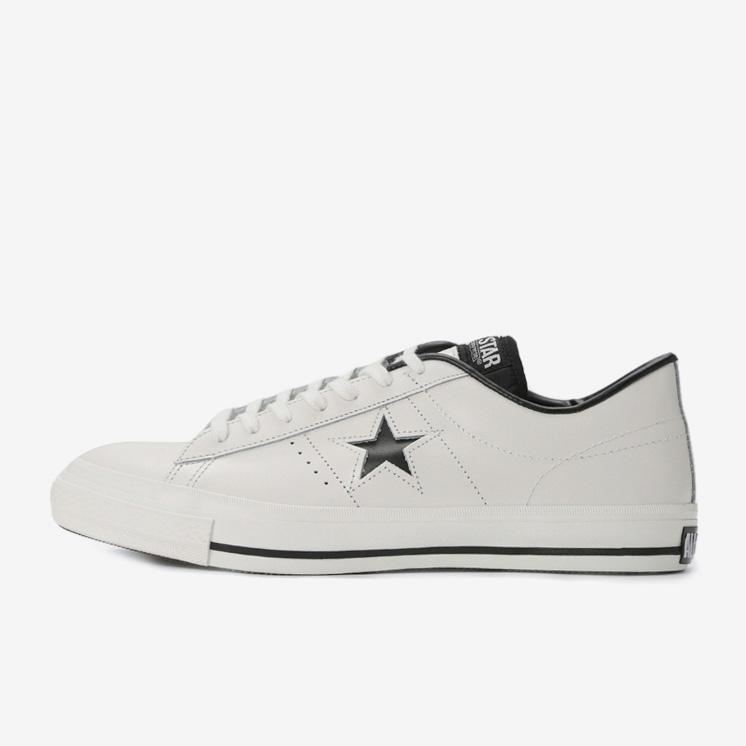 【送料無料・送料込(一部地域を除く)】 コンバース・ワンスター・J 32346510ホワイト/ブラック CONVERSE ONE STAR J メンズ レディース