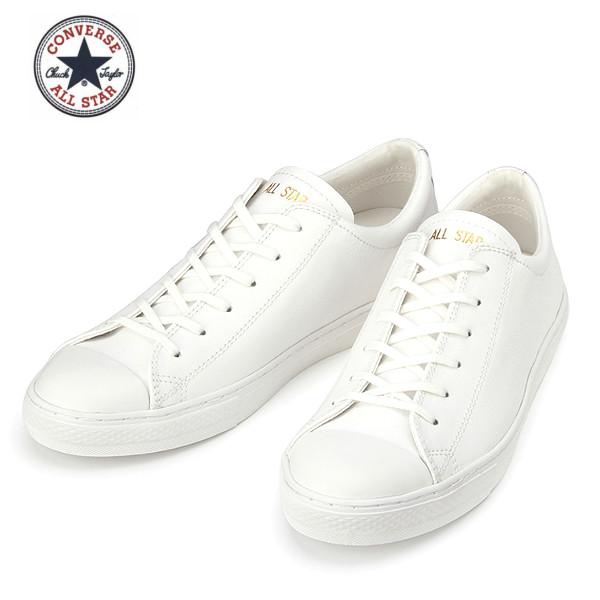 コンバースオールスタークップレザー OX CONVERSE ALL STAR COUPE LEATHER OX white 31300290