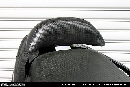 永遠の定番 納期:約2週間営業日~現在メーカーでの制作が遅れており 通常より余分にお時間を頂く場合がございます WirusWin スカイウェイブ CJ44 CJ45 40%OFFの激安セール バックレストKit ウイルズウィン CJ46