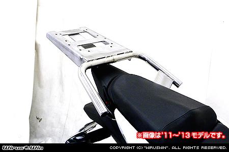WirusWin CBR250R 14~モデル リアボックス用ベースブラケット付き タンデムバー/ウイルズウィン