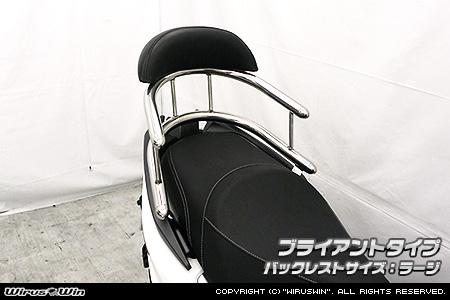 WirusWin キムコ RACING S150 バックホールド タンデムバー/KYMCO レーシング エス ウイルズウィン