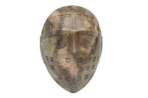 【送料無料】ジェイソンマスク 防護ゴーグル フルフェイスマスク フェイスガード ATAU迷彩 D410P06Aug16