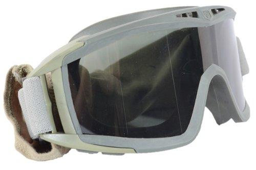 ゴーグル オリーブドラブ サバゲー 装備 コスプレ サバイバルゲーム 迷彩 レンズ3枚付き OD 送料無料 アサルトゴーグル ファッション通販 タクティカルゴーグル シートタイプ1枚付き 正規品送料無料 Rタイプ
