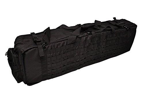 【送料無料】 TMC M60 M249 ミニミ ガンケース ダブルガンケース ライフルケース ブラック 黒 D410P06Aug16