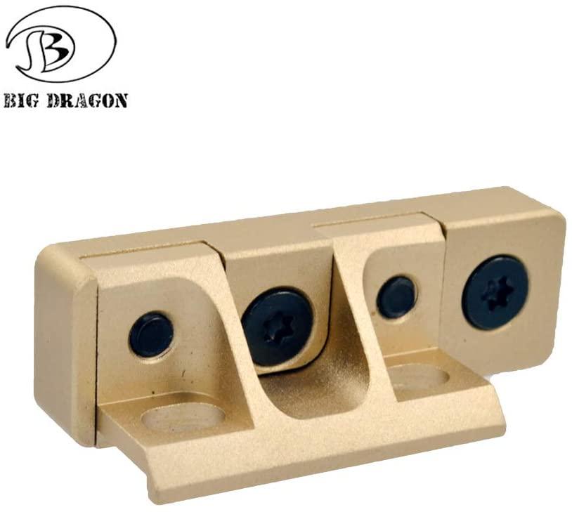 フラッシュライトマウント ダークアース サバゲー 激安格安割引情報満載 サバイバルゲーム 装備 コスプレ マウント ミリタリー DE M600専用 正規店 送料無料 M300 BIG KeyModシステム DRAGON製
