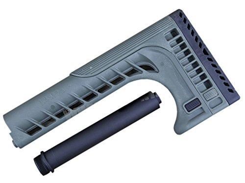 ストック メーカー再生品 セージグリーン サバゲー 装備 サバイバルゲーム ミリタリー スナイパーストック 送料無料 D410P06Aug16 SG M4用 FABタイプ SSR-25 期間限定今なら送料無料 東京マルイ等 トイガン用