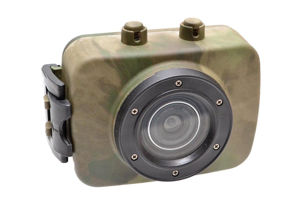 【送料無料】EMERSON製 ウェアラブルカメラ アクションカメラ 動画&静止画 ATFG迷彩柄 D410P06Aug16