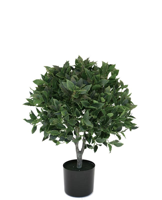 【フェイクグリーン・人工植物・造花】送料無料 フェイクグリーン 月桂樹トピアリー