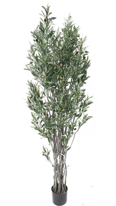 【フェイクグリーン・人工観葉植物・造花】送料無料 フェイクグリーン オリーブ1850
