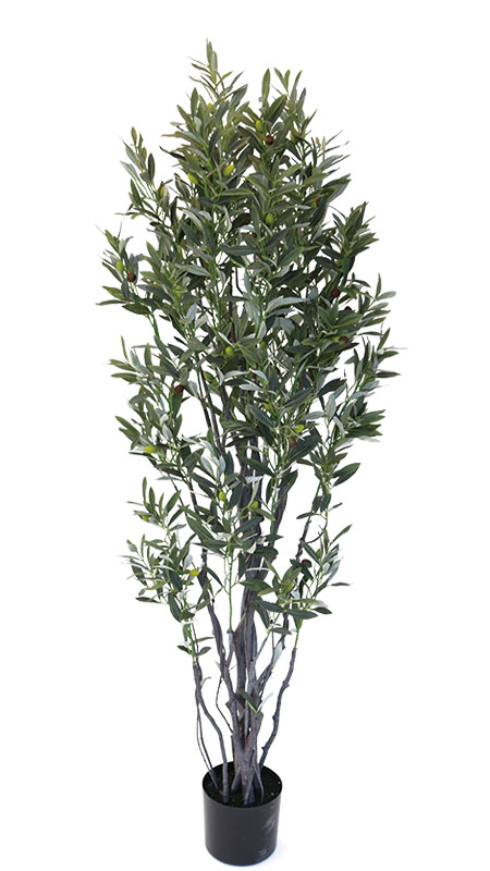 【フェイクグリーン・人工観葉植物・造花】送料無料 フェイクグリーン オリーブ1600