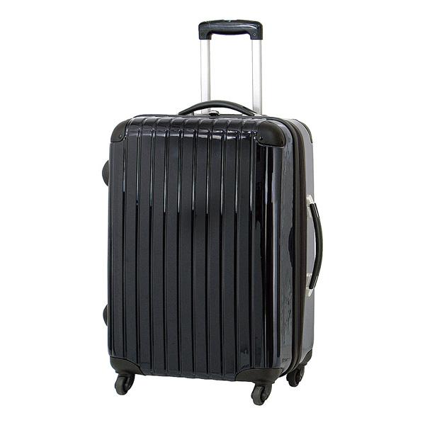 便利雑貨 ユニセックス レジェンド LEGEND ABS/PC キャリーケース M バッグ 05-5137-10 ブラック