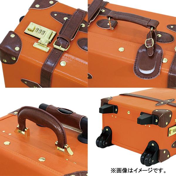 便利雑貨 ユニセックス シャルミス CHARMISS PU トランクケース バッグ 05-5168-10 ブラック