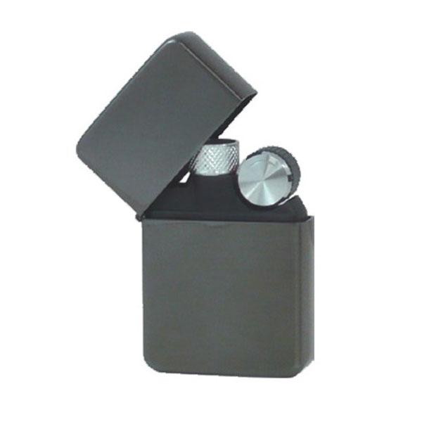 生活関連グッズ メンズ スパイラ SPIRA バッテリーライター ブラックニッケルサテン メンズ SPIRA-402BNS