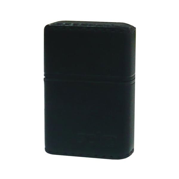 生活関連グッズ メンズ スパイラ SPIRA バッテリーライター アーマー革巻き メンズ SPIRA-601BK ブラック