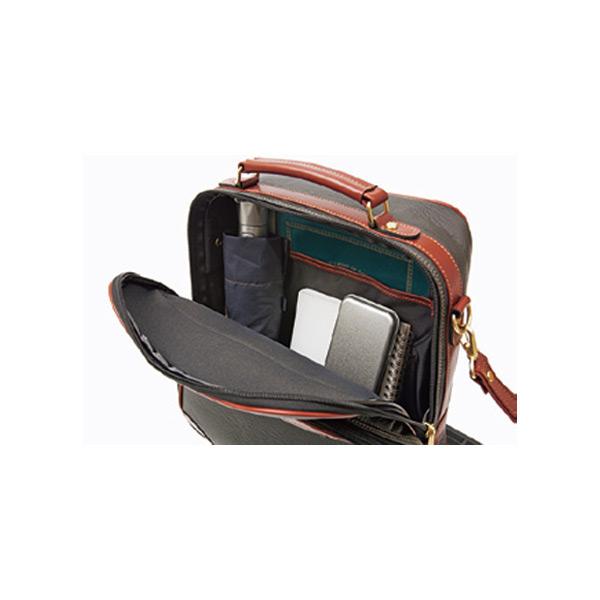 便利雑貨 メンズ ブレザークラブ メンズ ショルダーバッグ 16222 カーキ 国内正規