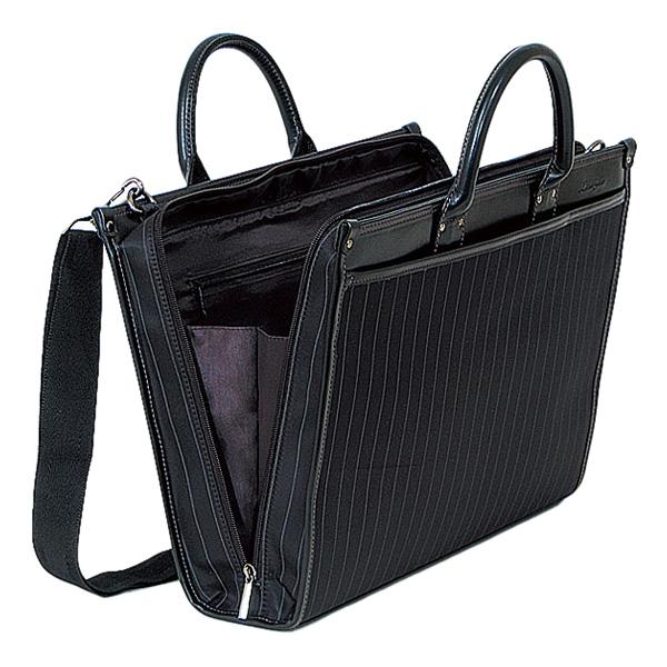 便利雑貨 メンズ リナジーノ LINA GINO エスティ N ビジネスバッグ BF兼用 23-5441-10 ブラック
