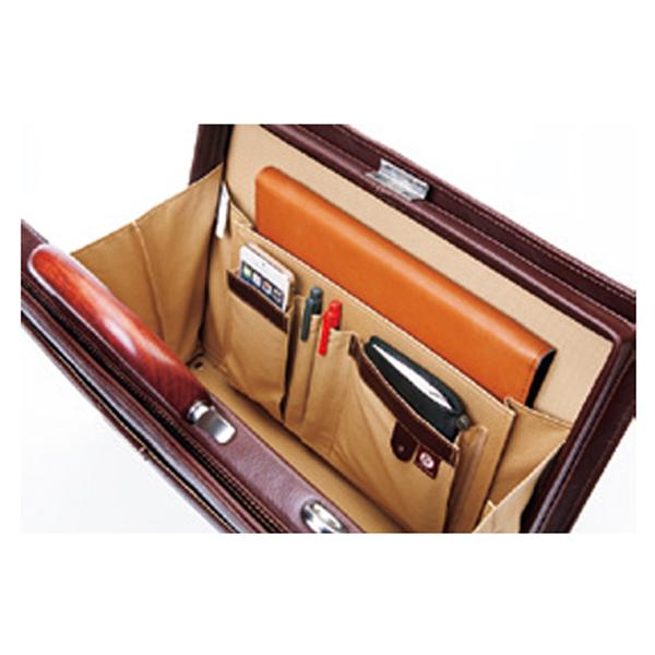 便利雑貨 メンズ サドル SADDLE ダレスバッグ メンズ 22281 チョコ 国内正規