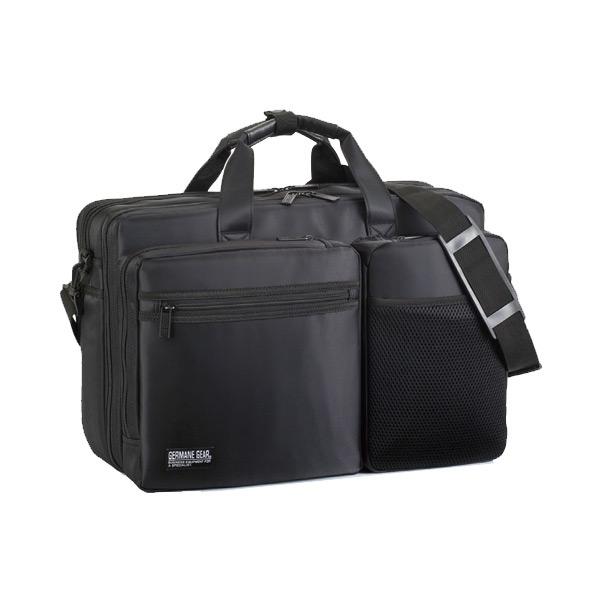 生活関連グッズ メンズ ジャーメインギア ビジネスバッグ ブリーフケース メンズ 26469 ブラック